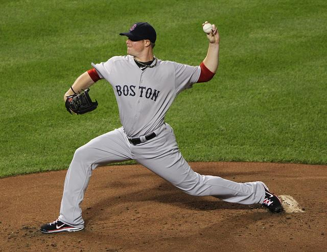 Jon Lester, born and raised in Tacoma, has a shot at a World Series title with the Boston Red Sox tonight.