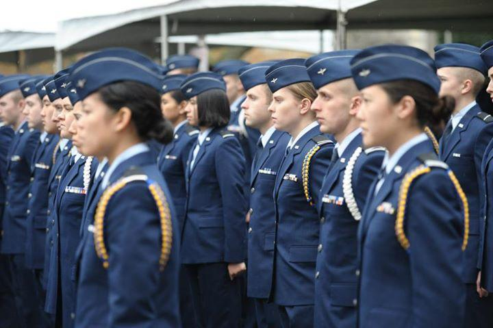 University of Washington ROTC's Veterans Day 2012 ceremony.