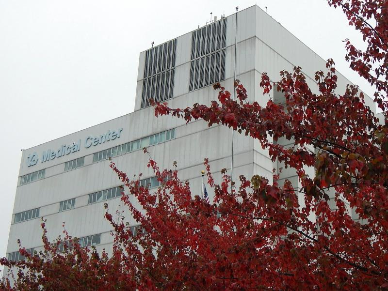 The Veterans Affairs hospital in Seattle