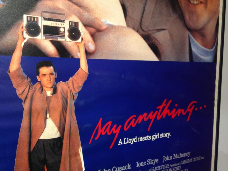 """Say Anything,"" 1989"