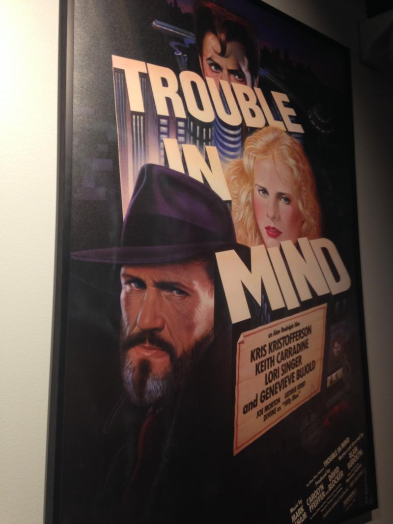 """Trouble In Mind,"" 1985"