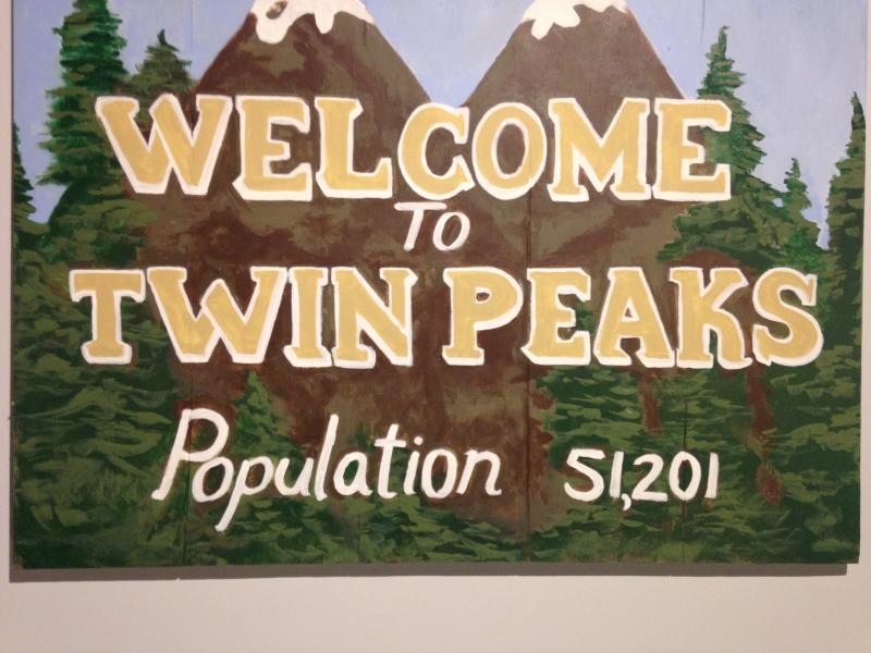 """""""Twin Peaks,"""" 1991-1992"""