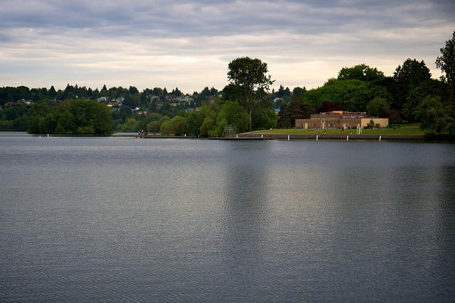 Green Lake, Seattle's most popular park, is not immune to the repair backlog choking the city.