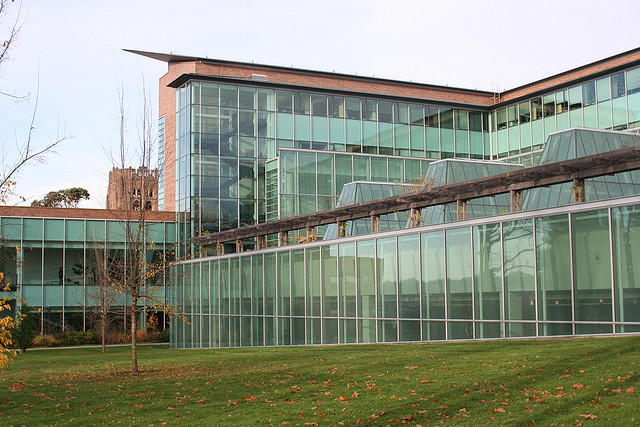University of Washington School of Law building.