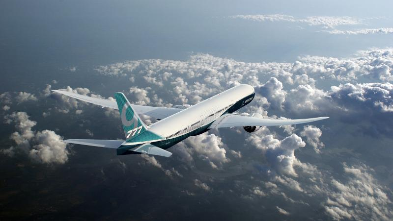 Boeing's 777X wings will be made in Everett.