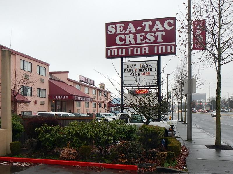 Small businesses in SeaTac, Wash., are exempt from a new minimum-wage law but owners say they'll be affected anyway.