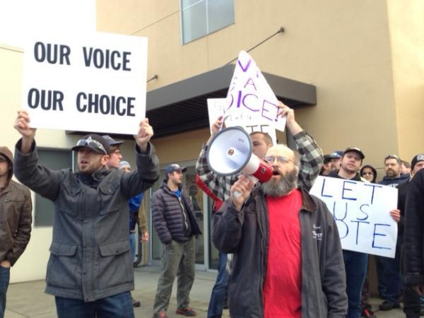 Locally, one of the biggest labor stories of the year was the contract dispute between Boeing and the Machinist Union.