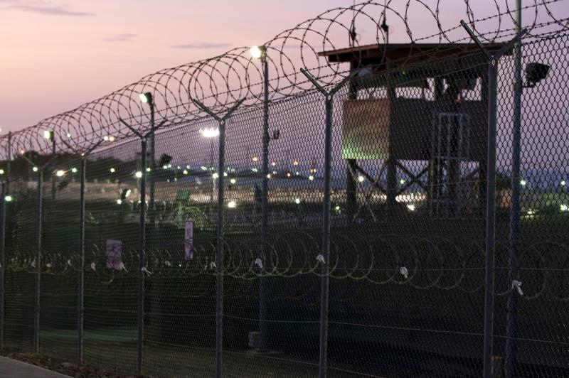 Camp Delta, Guantanamo Bay, Cuba.