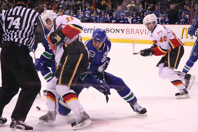 Canadians may be viewing the Vancouver Canucks and Calgary Flames on a different channel next season.
