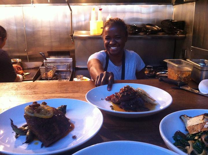 Plum Bistro chef and owner Makini Howell said that new tax breaks introduced on Tuesday will allow her to enroll more employees in health care plans.