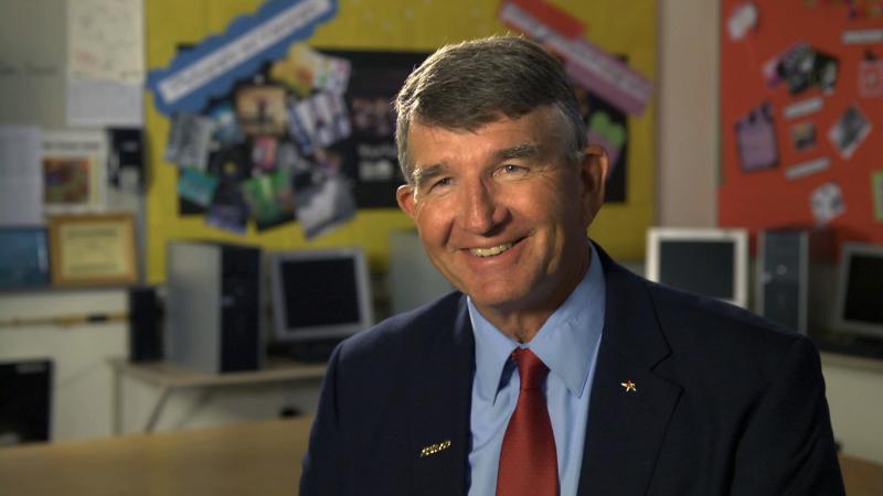 State Superintendent Randy Dorn.