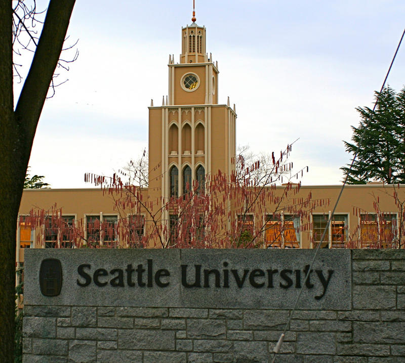 File photo of Seattle University.