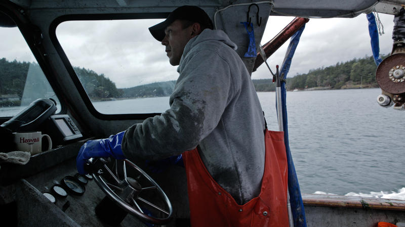 Jay Julius is a member of the Lummi Tribe and an outspoken defender of his people's fishing rights