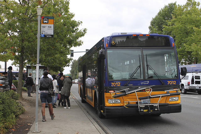 King County Executive Dow Constantine is calling for a plan B – an April 22nd vote by King County voters to raise the money to prevent cuts to King County Metro Transit.