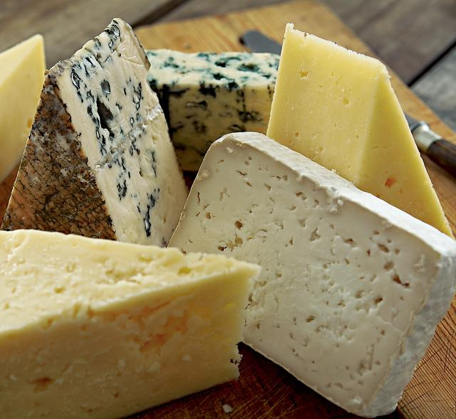The Pacific Northwest is home to a variety of artisan cheese.