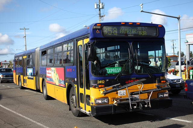 King County Metro bus