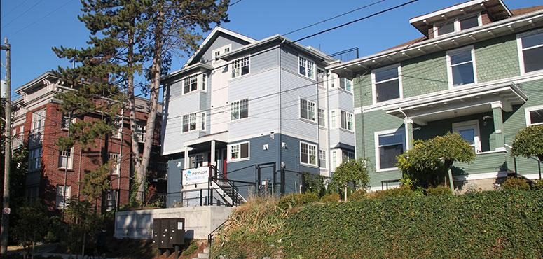 Microhousing offers affordable housing for residents in Seattle, but not without downsides.