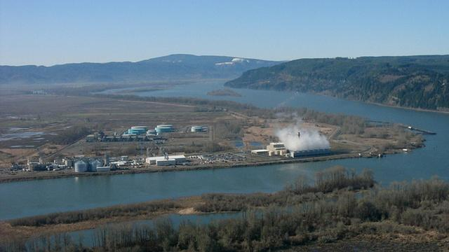 An oil terminal at the Port Westward Industrial Park near Clatskanie, Ore., submitted its spill contingency plans to the Oregon Department of Environmental Quality this month.