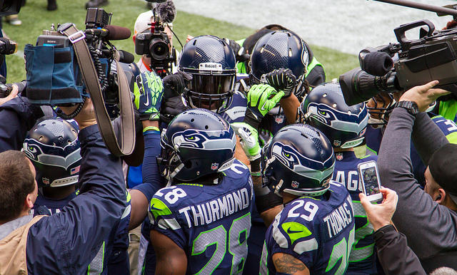 The Seattle Seahawks host the San Francisco 49ers at CenturyLink Field on Sunday, Jan. 19.