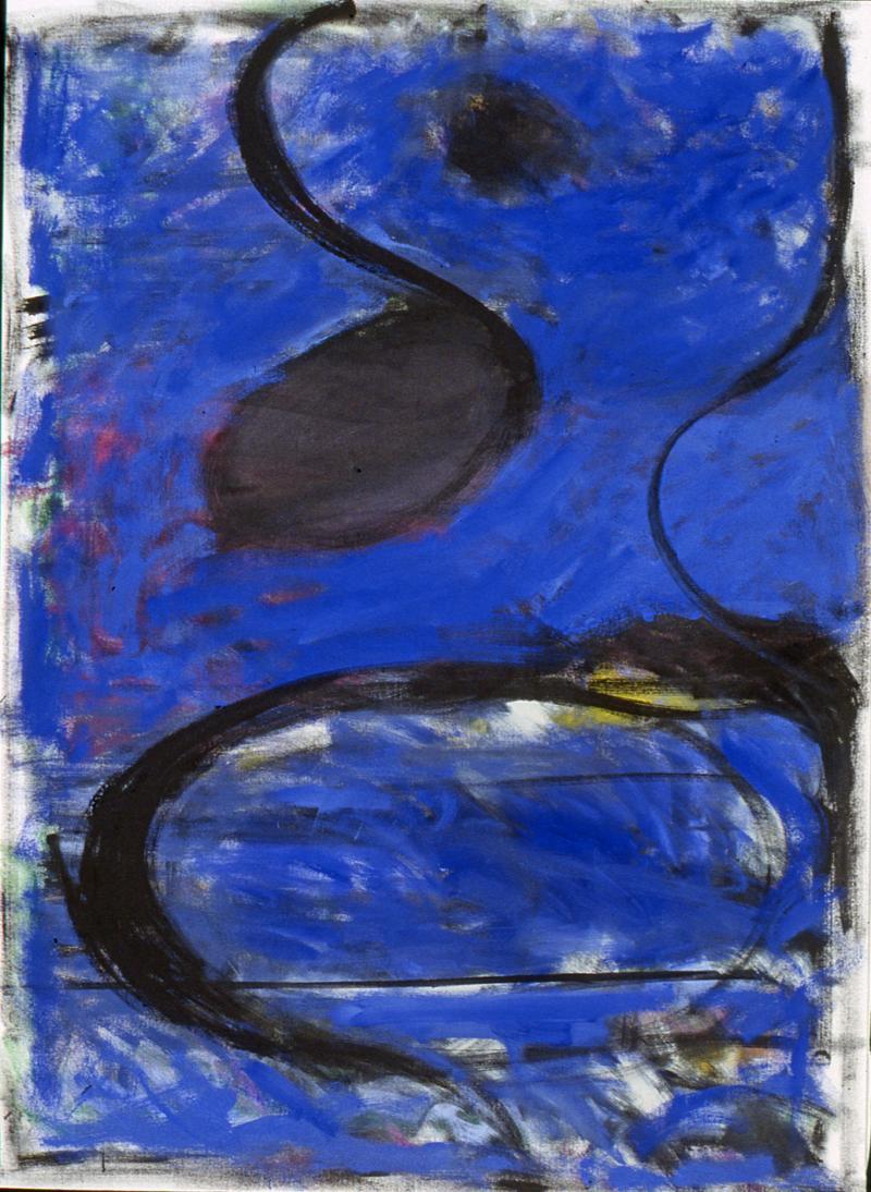 """Skagit Blue,"" by Robert Jones, 1994"
