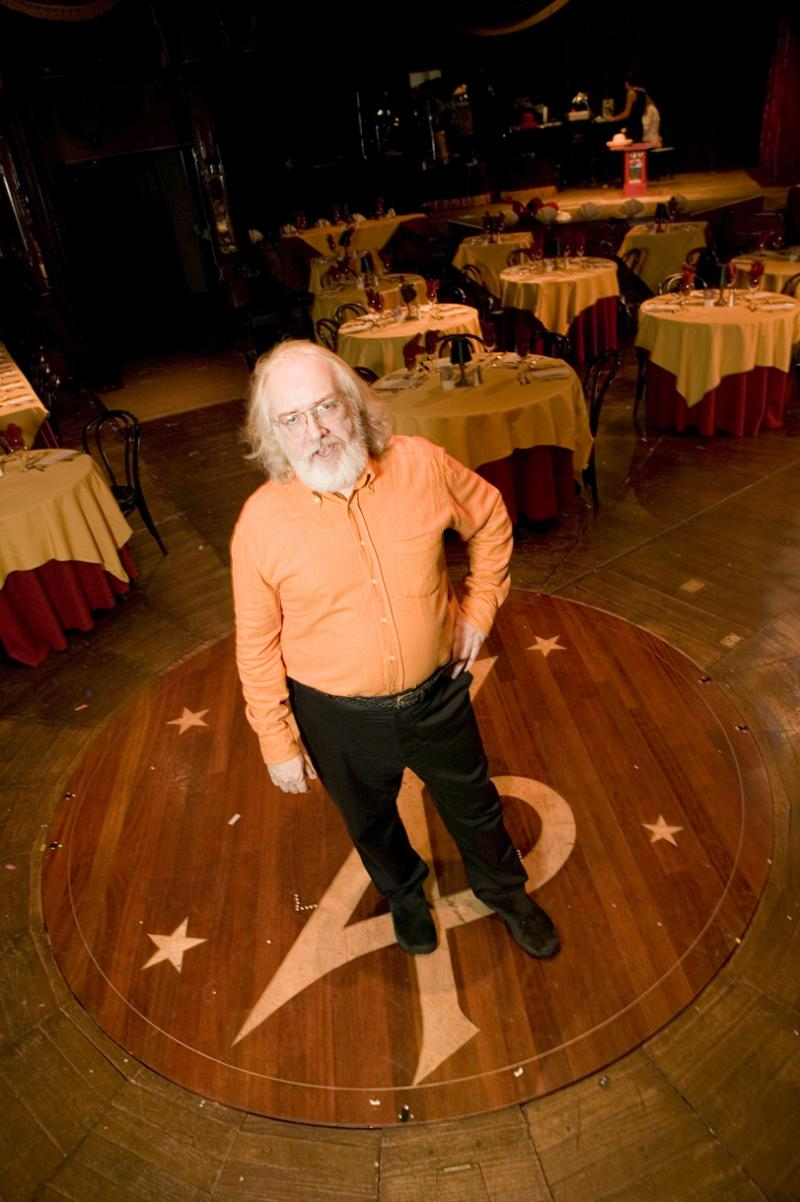 Teatro Zinzanni Founder Norm Langill