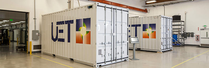 Private companies are now interested in putting batteries capable of storing unused energy for later use on the grid into commercial production. A battery developed in the Northwest has been licensed by three companies.