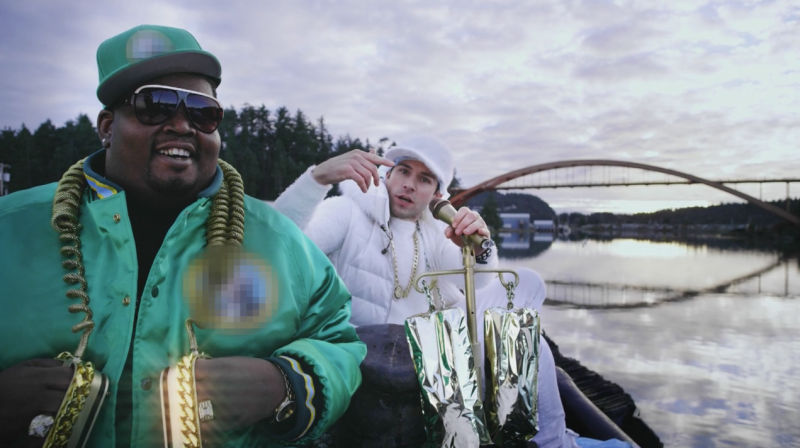 Washington's health exchange used ads featuring a fictitious rap duo to get the word out during open enrollment.