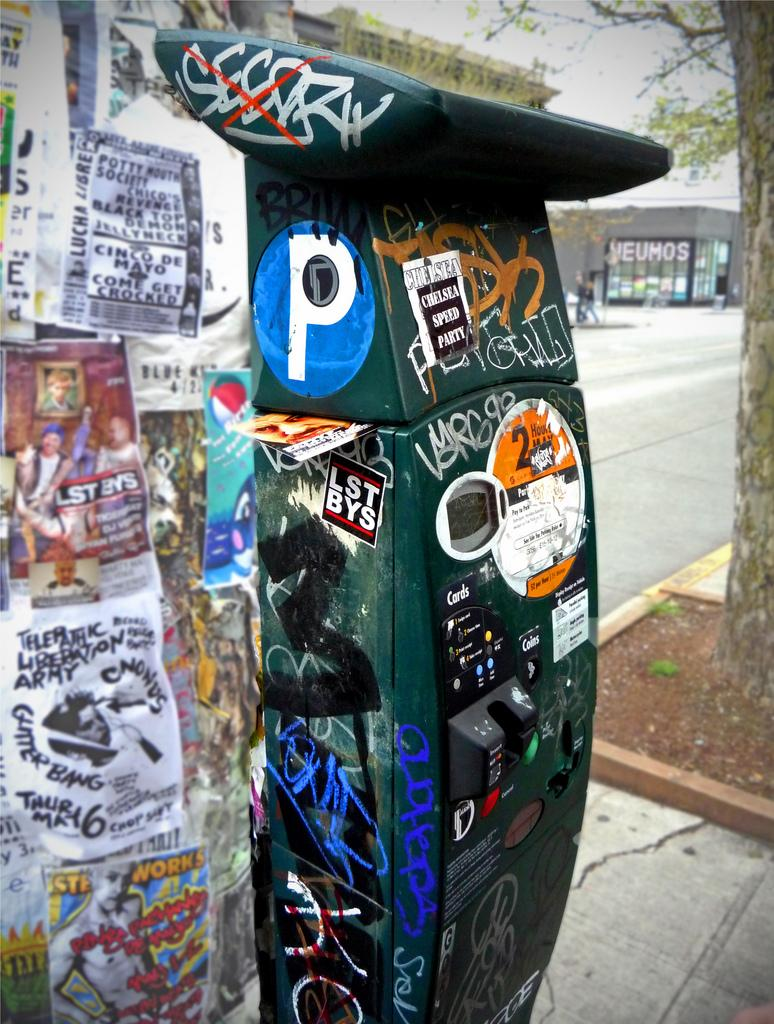 Seattle's green parking meters are aging and need replacement, according to the city.