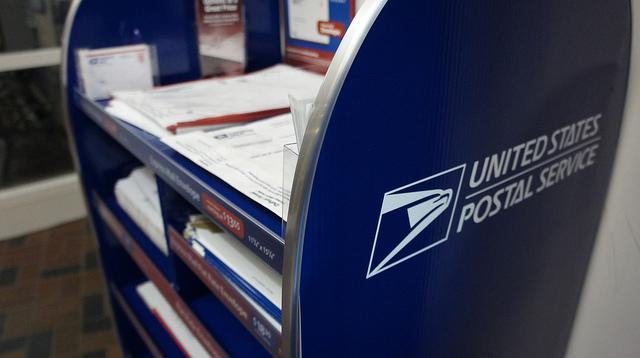 The United States Postal Service is losing money while low-income Americans don't have access to simple banking services.