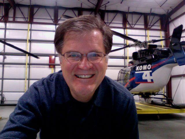 Bill Strothman was killed after KOMO's news helicopter crashed on Tuesday.