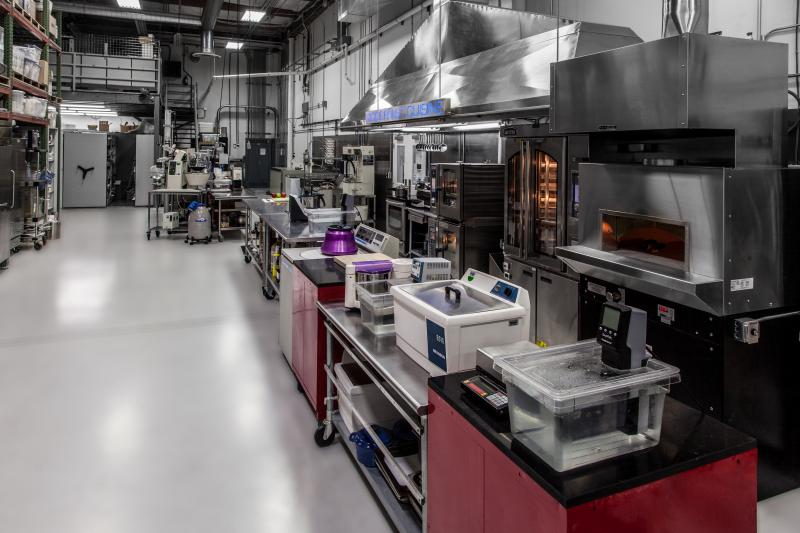 The Modernist Cuisine Cooking Lab is where food meets science. The lab houses one of the most sophisticated research kitchens in the world, according to its website.