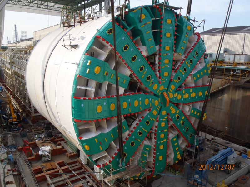 Bertha, the SR 99 tunnel machine, has stopped and will not likely begin tunneling again until next spring.