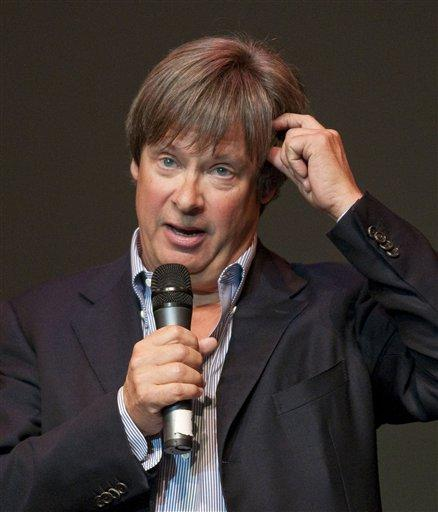 Comedian Dave Barry has written a new book about raising his daughters.
