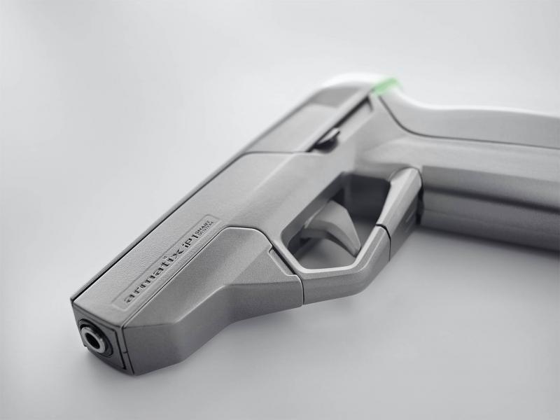 Smart System iP1 handgun.