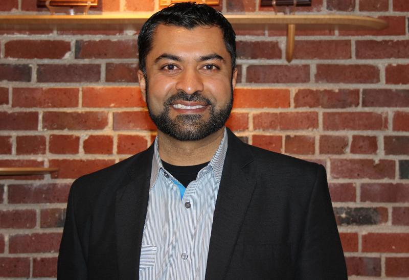 Haroon Ullah visits the KUOW studios.