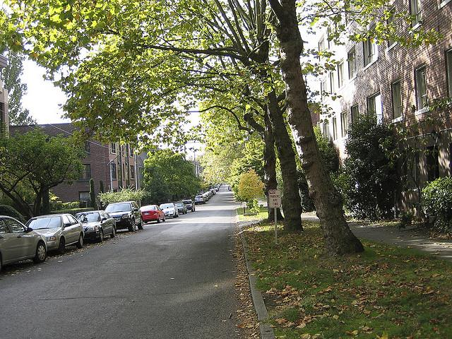 Queen Anne neighborhood.