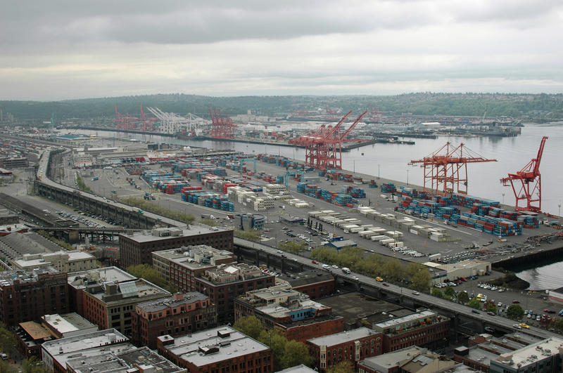 Port of Seattle.