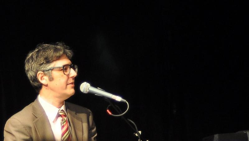 """This American Life"" host Ira Glass."