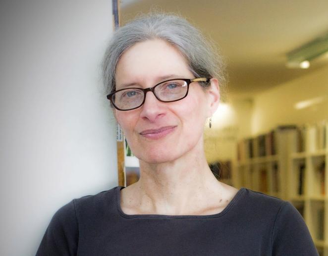 Poet Christine Deavel