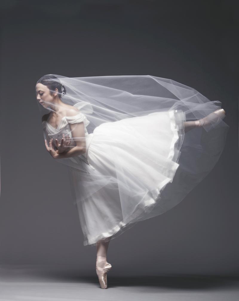 "Kaori Nakamura in Peter Boal's ""Giselle"""