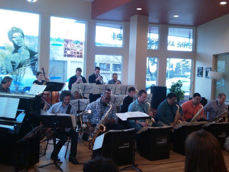 Ernestine Anderson place hosts jazz underground.