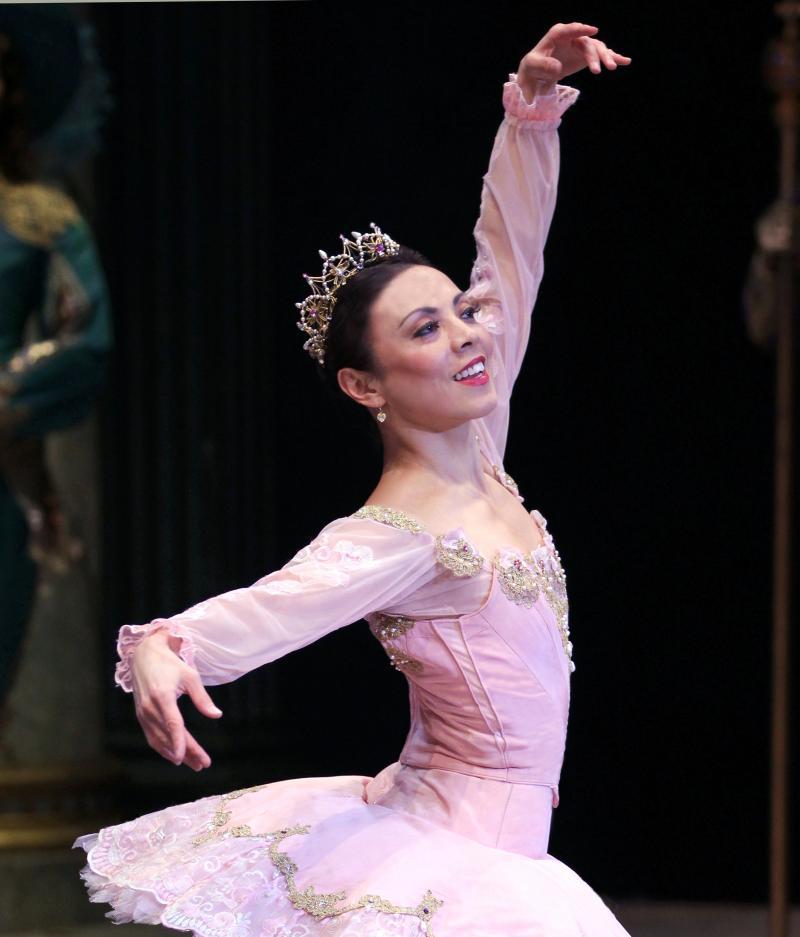 "Kaori Nakamura in PNB's ""Sleeping Beauty"""