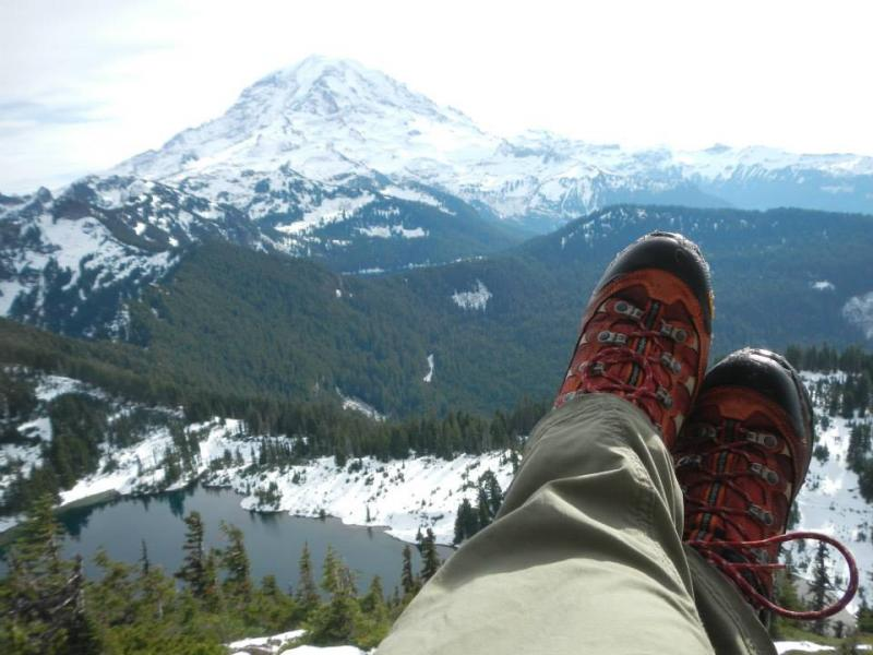 Getting antsy for hiking season? Seabury Blair has recommendations.