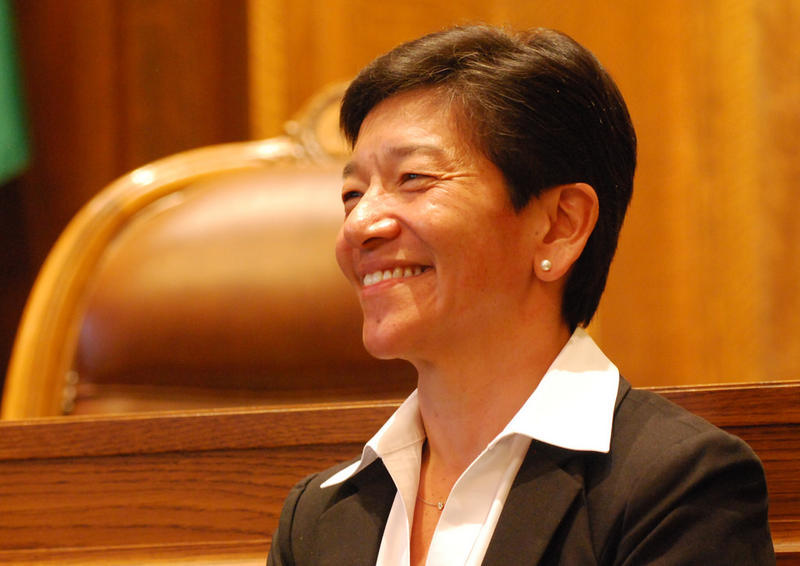 Washington Supreme Court Justice Mary Yu.