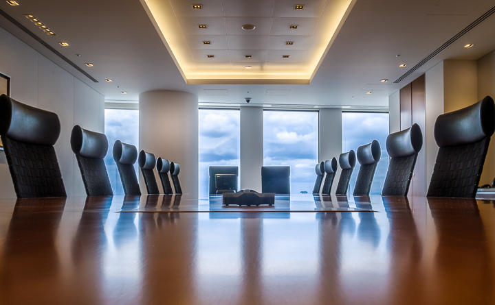 business board room