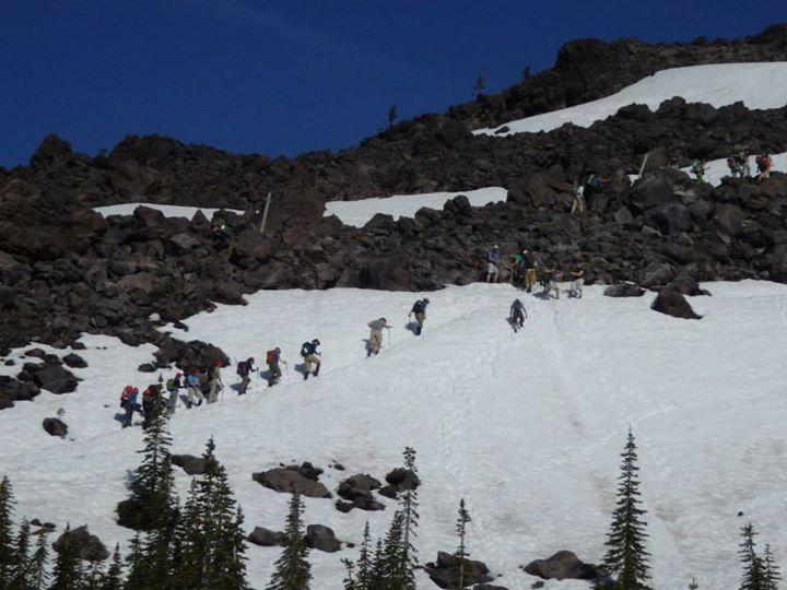 Hikers up Mt. St. Helens likely won't feel a series of underground explosions scientists are planting this summer unless they are within about 100 yards.