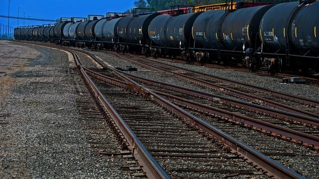 Railroads are being required by the federal government to share some information with states about their shipments of oil from North Dakota's Bakken fields. But they don't want the states to disclose that information to the public.