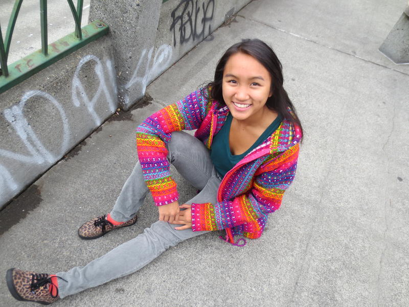 Angela Nguyen, Freshman, Washington State University (Meadowdale High School 2014)