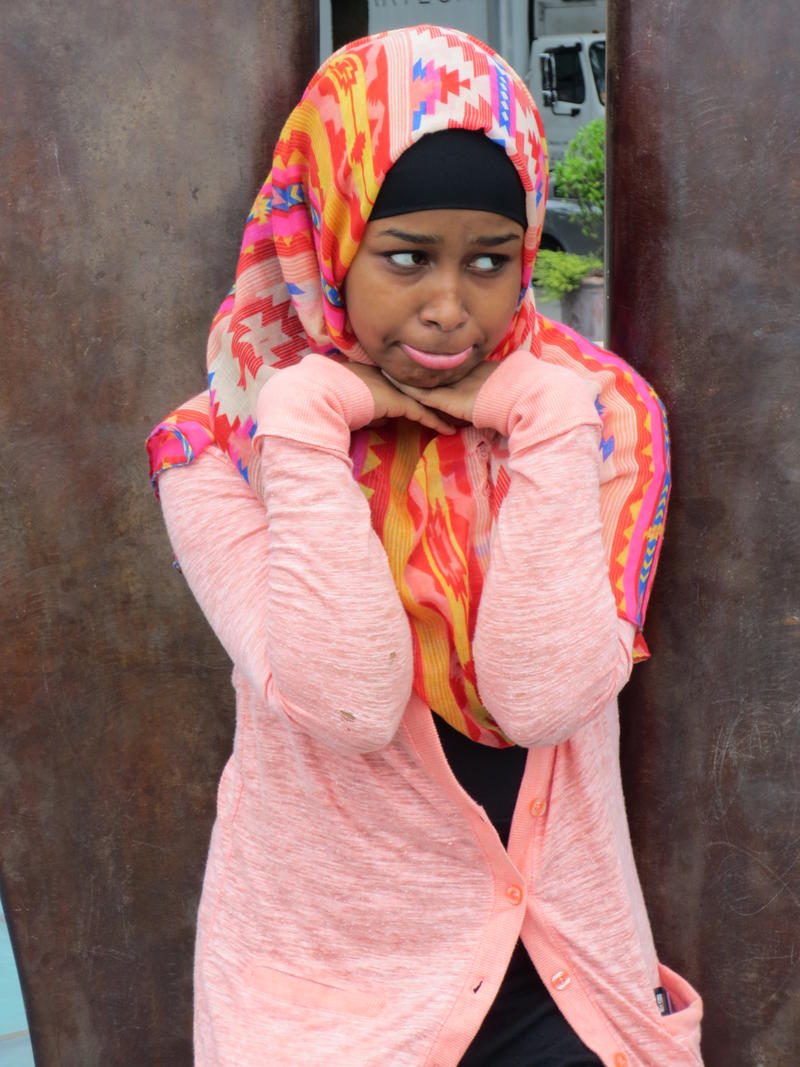 Ahlaam Ibraahim, Junior, Rainier Beach High School