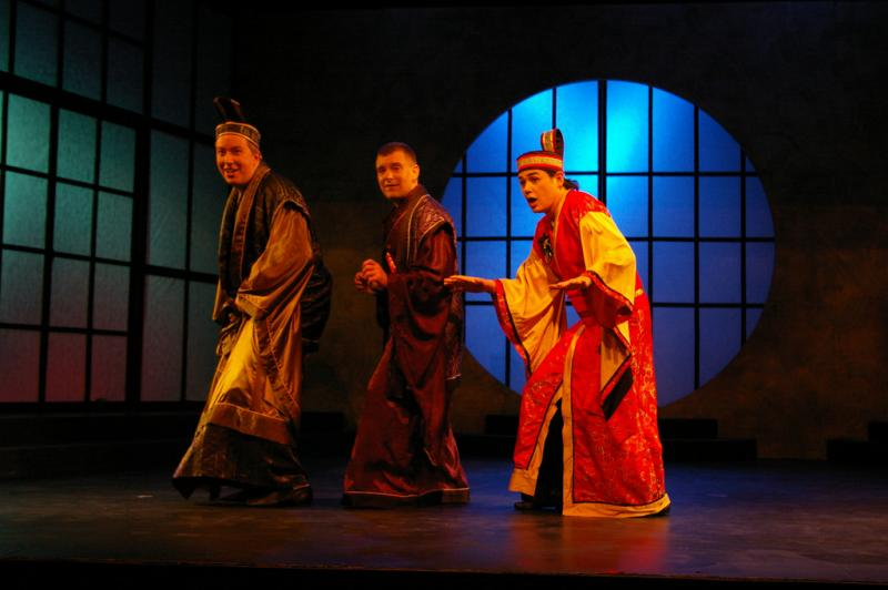'The Mikado' presented by Metro Theatre, Vancouver, in 2014.